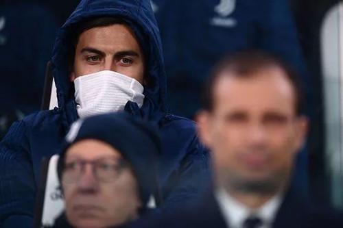 Dybala Juventus vypadá z laskavosti