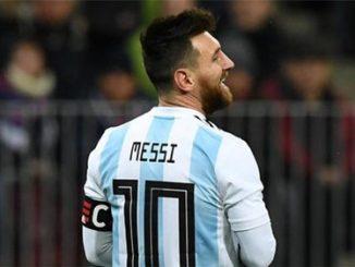 Argentina považuje přátelský zápas se Španělskem koncem května