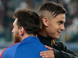 Dybala a Lionel Messi by neměly být vždy srovnávány