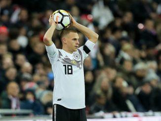 Joshua Kimmich si vybral Německo za nejlepšího hráče roku