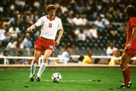 Polsko historie fotbalové historie není Lewandowski