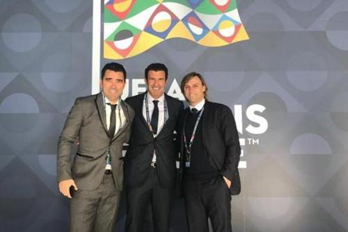 Portugalsko legenda Figo a Deco se zúčastní remízy Evropské národní ligy