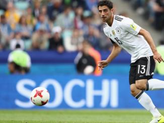 Stindl je nadějí německého týmu, že vyhrál mistrovství světa