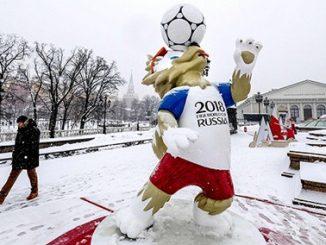 FIFA průzkum Ruska národní fotbalový tým